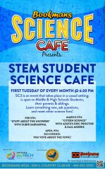 Stem Science Cafe FB2